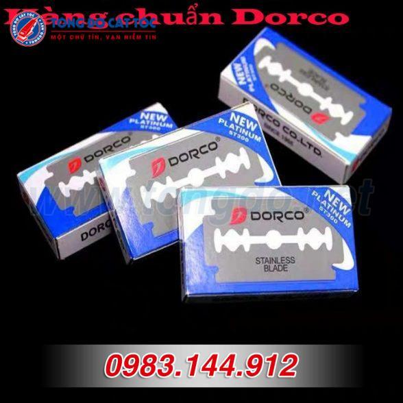 Lưỡi d0rco chất lượng cao, hộp 100 lưỡi dao lam d0rco st300 hàn quốc 12 - 2cbe8dc2d79fe1152cd253d76b6921a2
